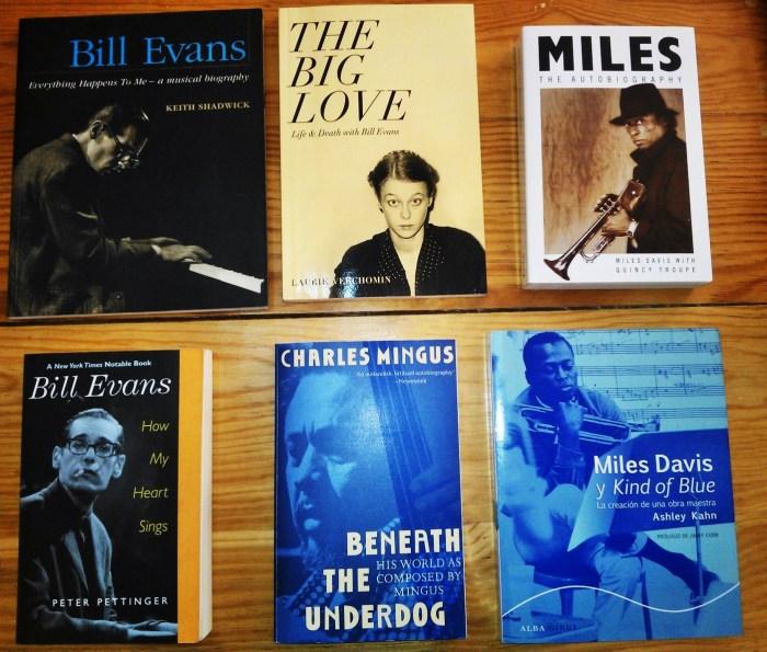 lecturas de jazz