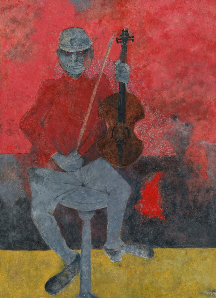 violin tamayo
