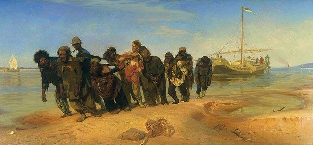 Volga_Boatmen