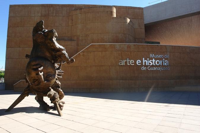 museo guanajuato arte