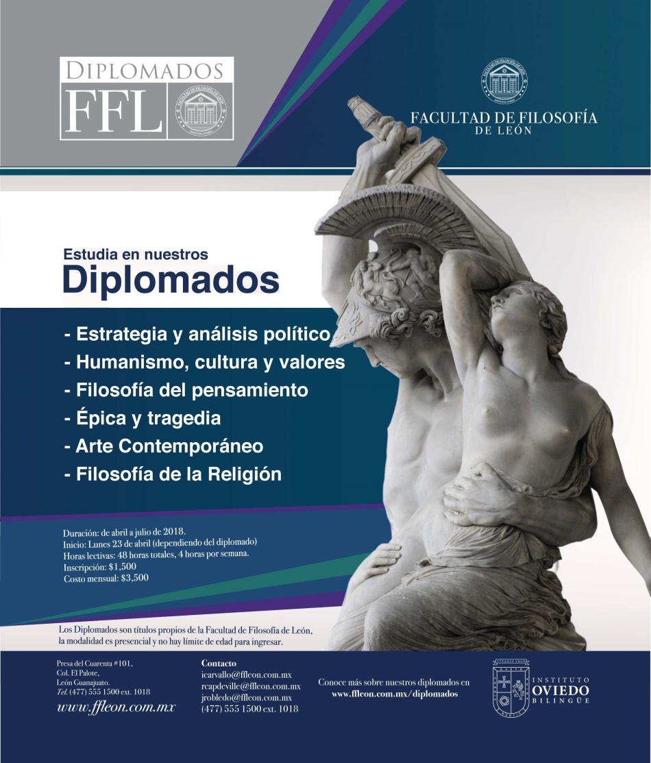 Diplomados FFL 2018