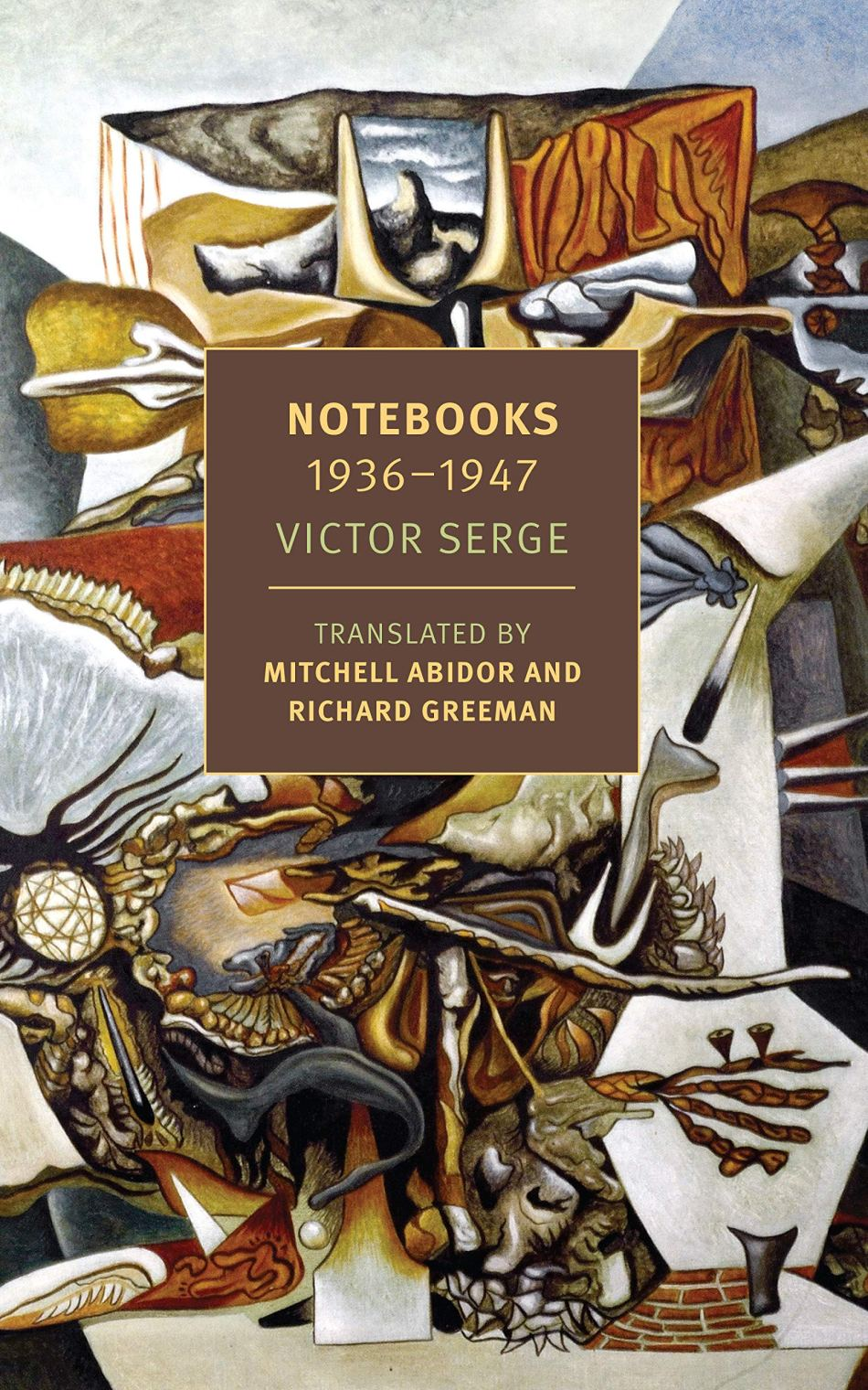 serge notebooks